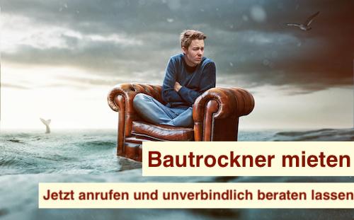Bautrockner mieten Berlin Brandenburg