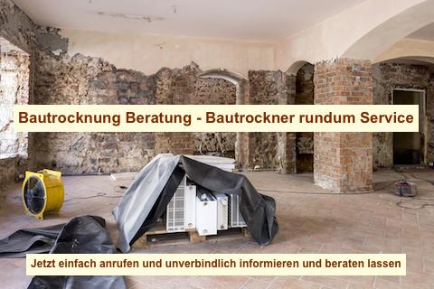 Bautrocknung Berlin Brandenburg