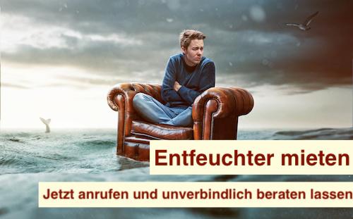Entfeuchter mieten Berlin & Brandenburg